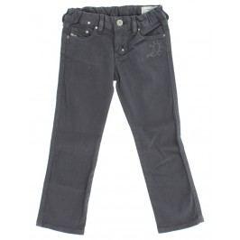 Jeans dětské Diesel | Šedá | Dívčí | 4 roky