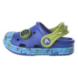Crocs Bump It Sea Life Clog dětské Crocs | Modrá | Chlapecké | 23-24