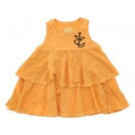 Šaty dětské Diesel | Oranžová | Dívčí | M