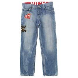 Jeans dětské John Richmond | Modrá | Chlapecké | 6-7 let