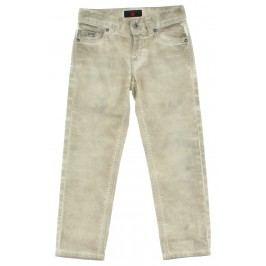 Jeans dětské John Richmond | Béžová | Chlapecké | 6 let