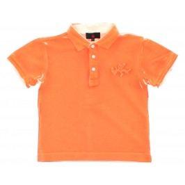 Polo triko dětské John Richmond | Oranžová | Chlapecké | 6 let