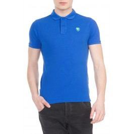 Polo triko Blauer | Modrá | Pánské | M
