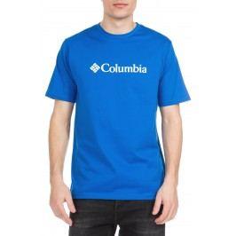 CSC Basic Logo™ Triko Columbia | Modrá | Pánské | L