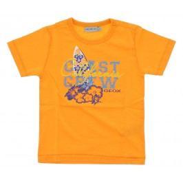 Triko dětské Geox | Oranžová | Chlapecké | 4 roky