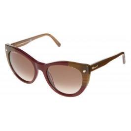 Sluneční brýle DSQUARED2   Červená Hnědá   Dámské   UNI