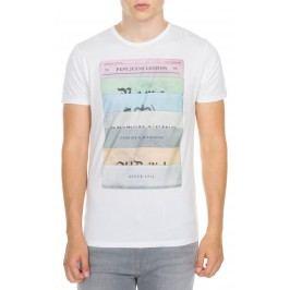 Parkway Triko Pepe Jeans | Bílá | Pánské | XL