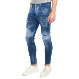 Skater Jeans DSQUARED2 | Modrá | Pánské | IT-48