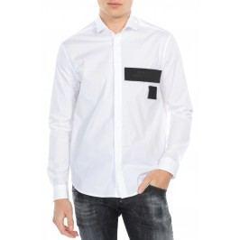 Košile Versace Collection | Bílá | Pánské | 39
