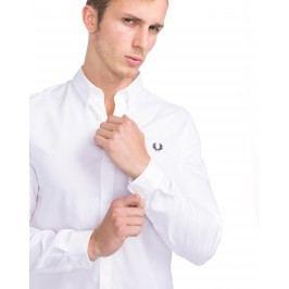 Košile Fred Perry | Bílá | Pánské | XXL