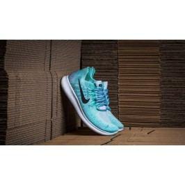 Nike Wmns Free RN Flyknit 2017 Blue Tint/ Black-Cirrus Blue
