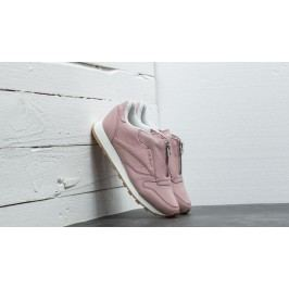 Reebok Classic Leather Zip Shell Pink/ Chalk/ Silver