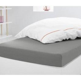 Žerzejové napínací prostěradlo na vysokou matraci, na dvoulůžko