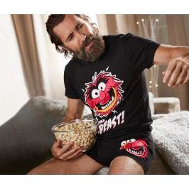 Boxerky s motivem Muppet Show