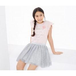 Tylová sukně Dívka