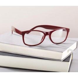 Náhradní brýle na čtení, červené