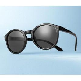 Brýle na čtení s tónovanými skly, černé