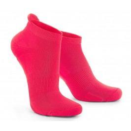 Běžecké ponožky, červené a světle modré