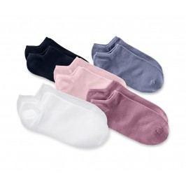 Krátké ponožky, 5 párů