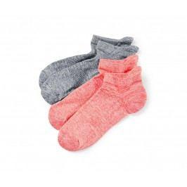 Funkční běžecké ponožky, 2 páry