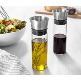 Lahvičky na olej a ocet, 2 ks