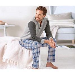Pánské pyžamo, šedé