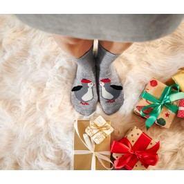 Ponožky s protiskluzovými nopky