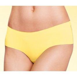 Brazilské kalhotky Magic Cut, žluté